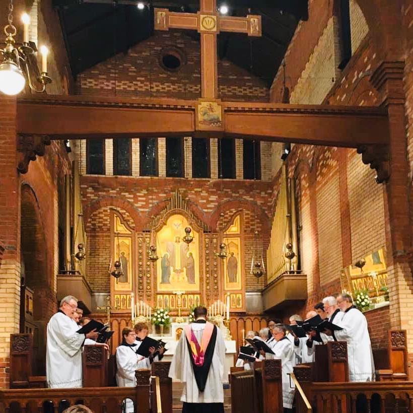 Choir photo Nov 2019